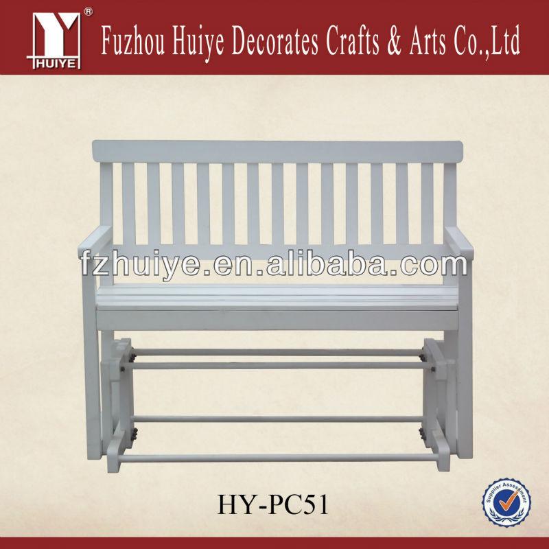 FSC Certified Simple Wooden Bench Design
