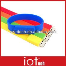Gift Custom Bracelet 128MB Promotional USB 2.0