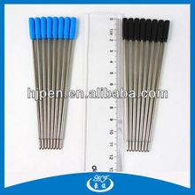Eco-friendly Ink Bulk Metal Ballpoint Pen Refills