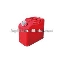 10L galvanized steel sheet oil tank/fuel tank