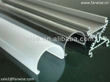 T5 Fluorescent LED Light Diffuser Fixture Cover