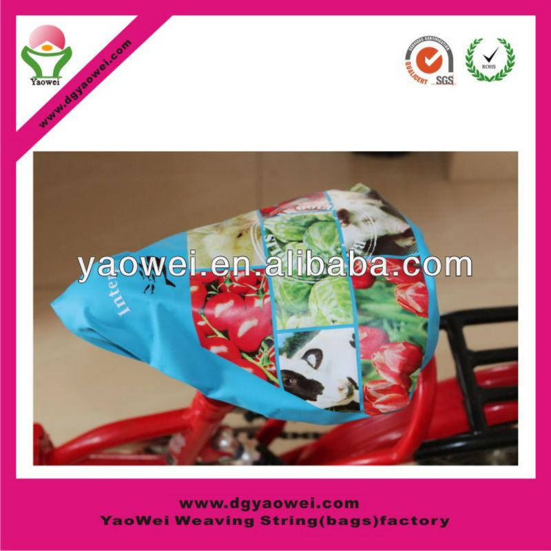 Xe đạp chống thấm nước khuyến mãi thời trang mới nắp nhựa PVC xe đạp / yên