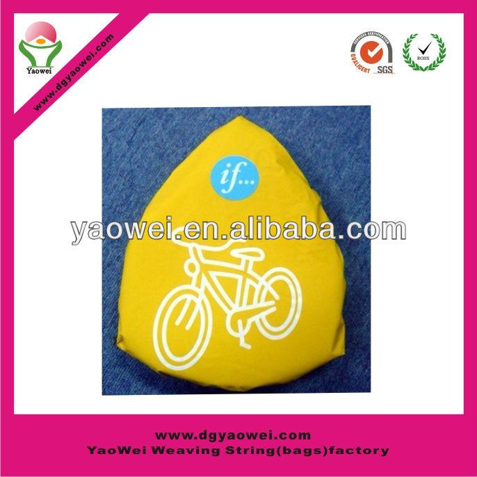 2015 nouvelle promotion mode étanche couvercle de vélo PVC housse de siège de vélo de selle couverture