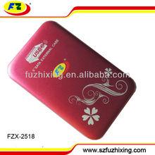 USB 2.0 External SATA HDD Caddy/Enclosure/Case for Hard Disk