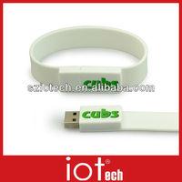 Beautiful Silicone Bracelet USB