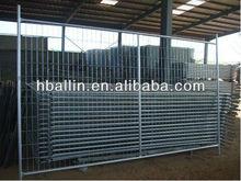 Australia or Canada high standard galvanized temporary fence