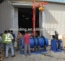 RDH250 PE/PP/PVDF plastic pipe welder