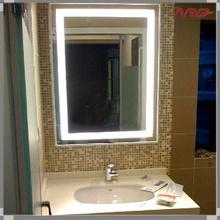 Modern Luxury Fashion Backlit Bathroom Mirror