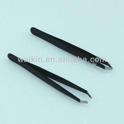 Special Design Cosmetic Hot Tweezers Flat Tip Tweezer