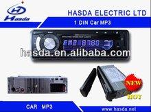 Hot Car single DVD MP3 Player,USB/SD port,detachable panel