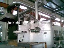Melting furnace aluminium melting furnace holding furnace