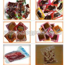Cube Vacuum Bag for Pet Food Packaging