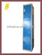 Metal Detachable Almirah Wardrobe Compartment Design