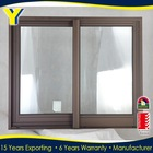 Office sliding glass window Aluminium Window Double Glazed Windows Aluminium Windows and Doors Comply with AS2047