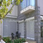 Perforated Aluminium Automatic Roll Gate
