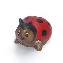 Wood Carving Handicraft Animal Figure Beetle