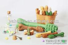 bulk dog food dental chews organic dog food dental brush bone from Chinese manufacturer -Yaho dental brush bone for dogs