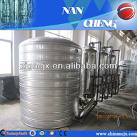 Automatic Mineral water purification equipment