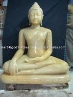 onyx statue of buddha