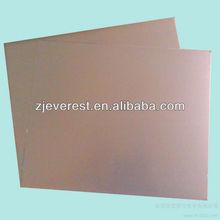 Single Side 16.10cm PCB Copper Clad Laminate Board