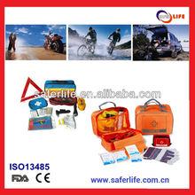2015 Sauto safety air compressor /car roadside emergency kits