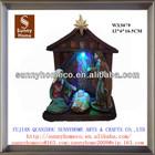 nativity crafts Jesus statue nativity set