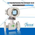 Rs485 ss316 electromagnética de bebidas del medidor de flujo( certificado por la ce)