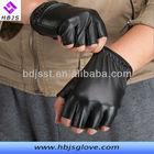 maker design bike leather cycling fingerless custom gloves