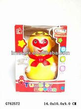 hot 2014 plush toy monkey with banana