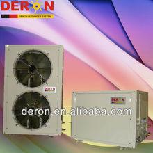 Deron air source EVI low ambient temperature heat pump