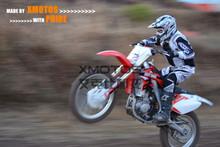 XB37 - XZ250R V4 - 250CC DIRT BIKE motorcycle
