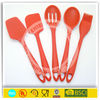durable food grade silicone spatula set
