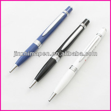 2014 Newest design twist metal ball pen