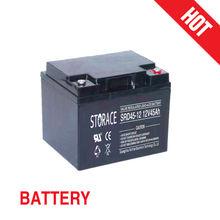 battery solar 12v 45ah ups inverter vrla battery