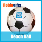 New ! Hot selling ! Football shape PVC beach ball