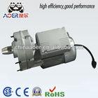 helical 1 hp geared motor