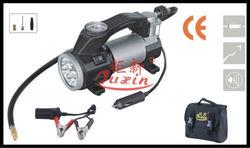 12V Electric Car tire inflator /air compressor12v CE
