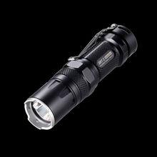 Nitecore SRT3 550lm Tactical flashlight Hunting flashlight/fish flashlight/cree flashlight/2012 police flashlight Nitecore Torch