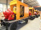 Trailer Diesel Fire Pump