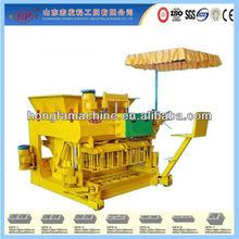 Philippines sells good JMQ-6A hydraulic mobile hollow block making machine
