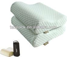 Protable Pillow Small Memory Foam Neck Pillow