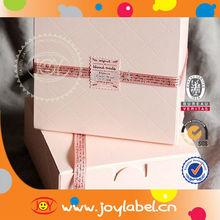 customized luxury cake box