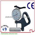 Digital de tubo de pvc medidor de espesor de tubo medidor de espesor