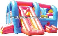 Inflatable bouncy slide, inflatabe boncer slide,inflatable obstacle slide