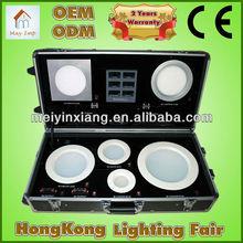 Aluminum Portable Lighting Show Case LED Demo Test Case