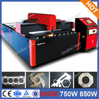 high quality Machinery industry used cutting laser metal machine with Slef-developed key parts SD-YAG3015