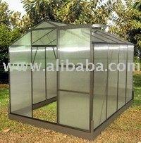 Hobby Green house, plastic greenhouse, garden greenhouse