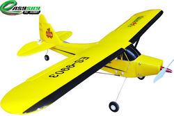 EasySky Micro 2.4G 4ch Piper J3 Cub rc Plane model aircraft model