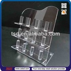 TSD-A469 china factory custom retail store acrylic ring display/acrylic ring holder/jewellery ring stand