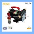 Dc elétrica bomba de transferência de combustível, Bomba de óleo / 12 / 24 V bomba de diesel